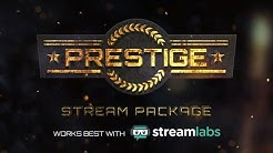 Prestige - Stream Package Overlay
