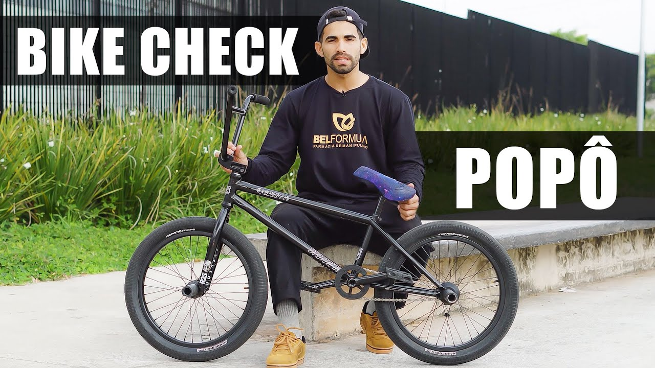 BIKE CHECK JULIO CESAR POPÔ