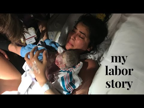 My Labor & Delivery Story | OMG Epidural?!