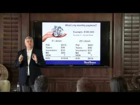 Using Money from your 401k   Homebuyer Seminar #6