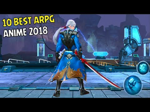 10 Game Android Action RPG Anime Terbaik I Best Action RPG Anime Android 2018