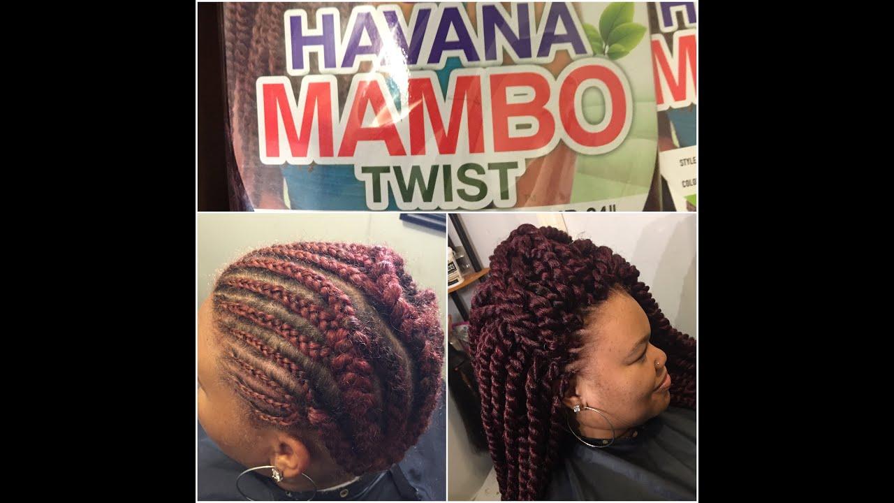 Crochet Havana Twist
