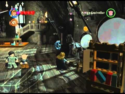 Harry Potter Lego Years 1 4 Walkthrough Part 73 Exploring