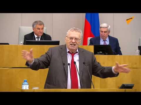 Жириновский дал напутствие