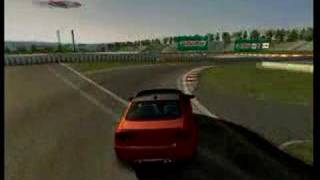 BMW M3 Challenge Gameplay by me
