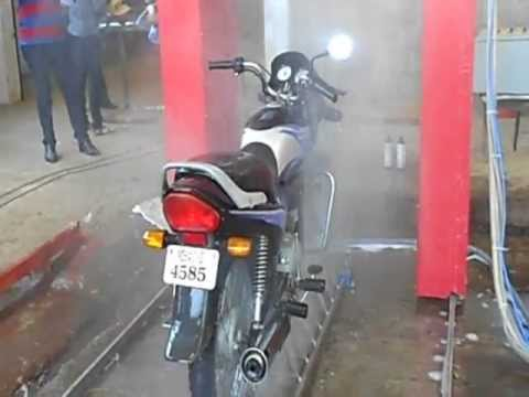 Automobile Spa - Fully Automatic Two Wheeler Wash System ...