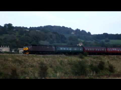 47245 Southall-Bristol Ecs, Newton St loe - 22/09/12.