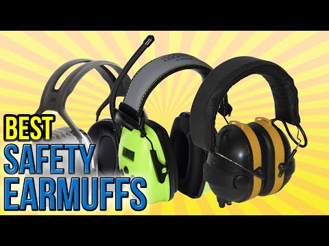 6 Best Safety Earmuffs 2016