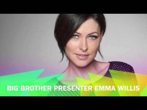 Emma Willis Flashes while live!