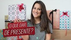 O que dar de Presente? Dicas de presentes criativos {#DropsResponde} | Drops das Dez por Laína Laine
