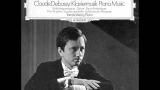 TAMAS VASARY plays DEBUSSY Suite Bergamasque (1970)