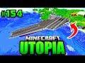 Mein 512 METER KAMPFSCHIFF     Minecraft Utopia  154