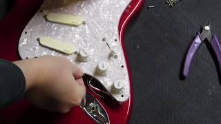 EMG DG20 David Gilmour Pickup Upgrade Stratocaster