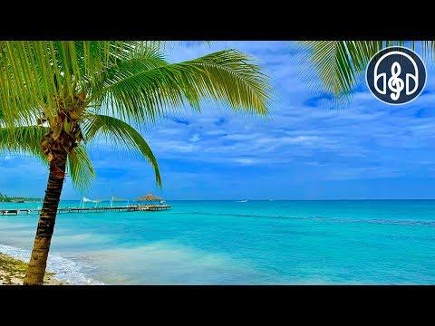 Нежный Шум Карибского Моря. 8 Часов Для Релаксации, Медитации и Сна