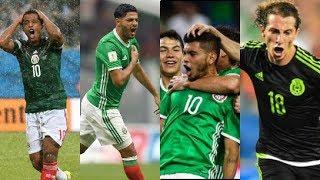 The Mexican National Team • Best Goals Ever • El Tri • |HD|