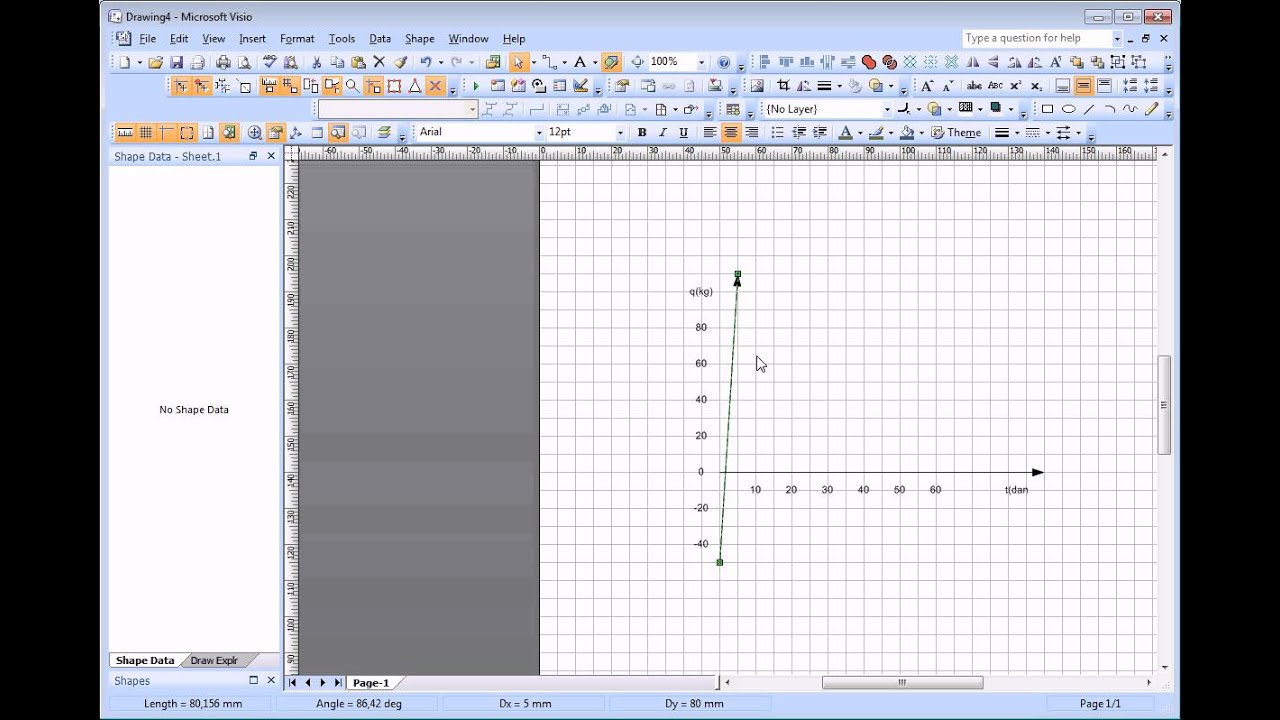 Draw a function plot in visio youtube draw a function plot in visio pooptronica
