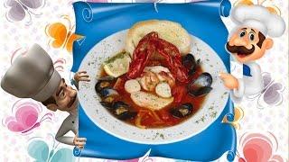 Диетические блюда. Морская уха. Низкокалорийные блюда, dieta.