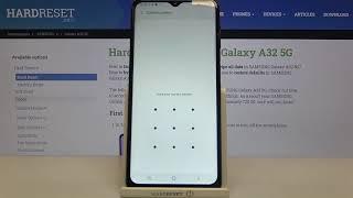 Como limpar credenciais no Samsung Galaxy A32 5G - Remover licenças e certificados
