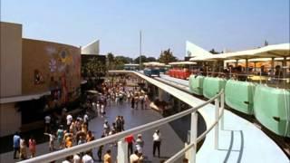 Disneyland • Tomorrowland Preview & Art Corner (Jack Wagner)