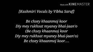 Dilbaro Karaoke Version ( Low Vocals ) - Raazi