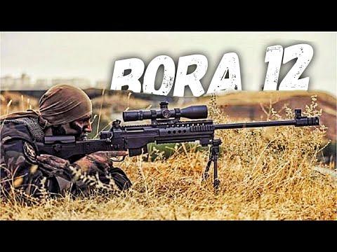 Bora 12 (JNG 90)  ve KNT 76 İnceleme ve Atış   1.Bölüm