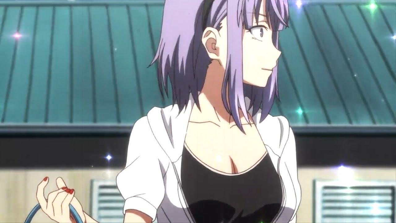 Nonton Anime Dagashi Kashi Season 1 Subtitle Indonesia ...