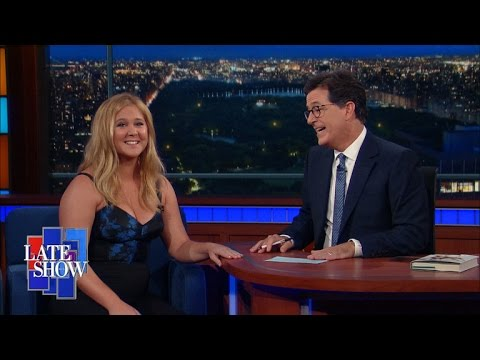 Amy Schumer on Hawaii: 'It Didn't Totally Agree With Me'