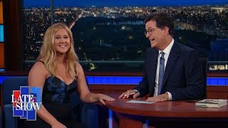 "Amy Schumer on Hawaii: ""It Didn't Totally Agree With Me"""