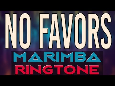 Latest iPhone Ringtone - No Favors Marimba Ringtone - Big Sean Ft. Eminem