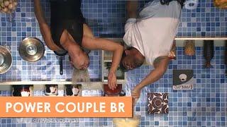 POWER COUPLE BR - ELIMINAÇÃO GRETCHEN E CARLOS (EPISÓDIO 8)