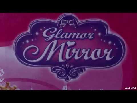 GLAMOUR MIRROR SET