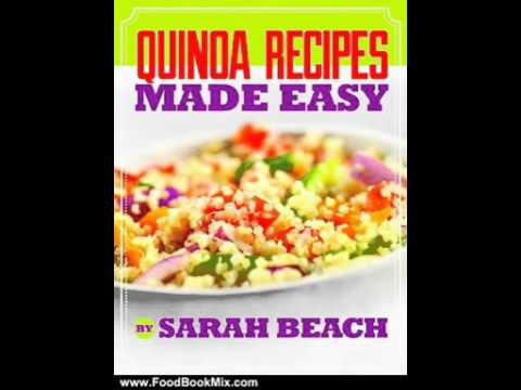 Easy raw food recipes food book review quinoa recipes made easy by easy raw food recipes food book review quinoa recipes made easy by sarah beach forumfinder Gallery
