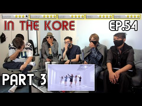 Kpop Reaction of the week: Jessi Bz-Boys GFRIEND NFlying WayV  In The Kore Ep 54 part 3