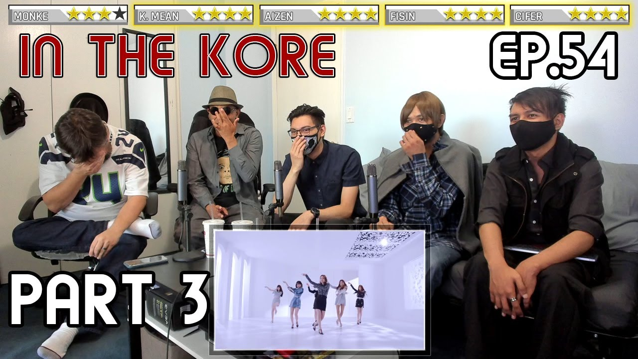 Download Kpop Reaction of the week: Jessi, Bz-Boys, GFRIEND, N.Flying, WayV | In The Kore Ep. 54 part 3