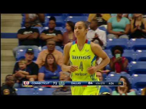 Skylar Diggins-Smith All-Star Season Highlights