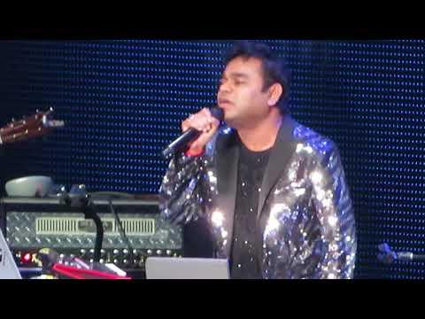 Tere Bina by A. R. Rahman Live at IIFA Rocks 2017 HD