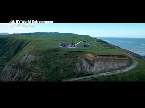 New Zealand: Peter Beck, Rocket Lab