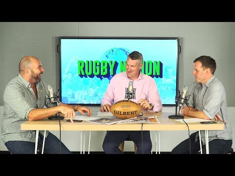 The Rugby Nation show: Episode four