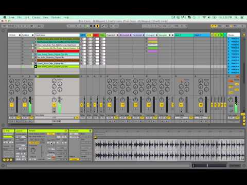 Warping Tracks in Ableton Live 9 - The Right Way