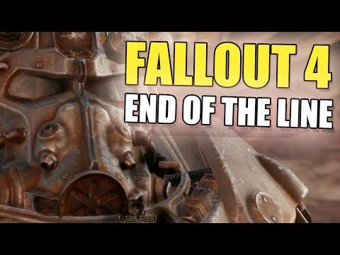 Fallout 4: End of the Line - Hollow's Blind Playthrough [EP 23]