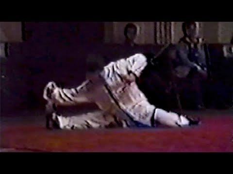 【武術】1984 男子酔剣 (2/2) / 【Wushu】1984 Men Zuijian (Drunken Sword) (2/2)