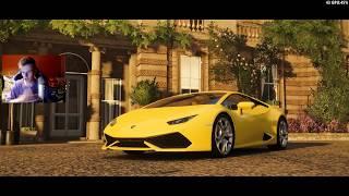 Wykorzystuję wszystkie Wheelspiny i kupuję Lambo - Forza Horizon 4