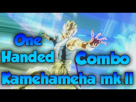 One Handed Kamehameha mk 2 Combo! Future Gohan