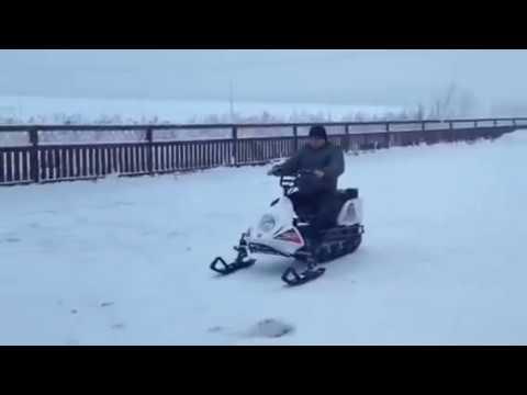 Снегоход Рыбинка 2