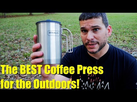 Stanley Coffee Press: Cook and Brew Kit – The BEST Camping Coffee Press?