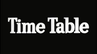 Time Table (1956) [Film Noir] [Drama]