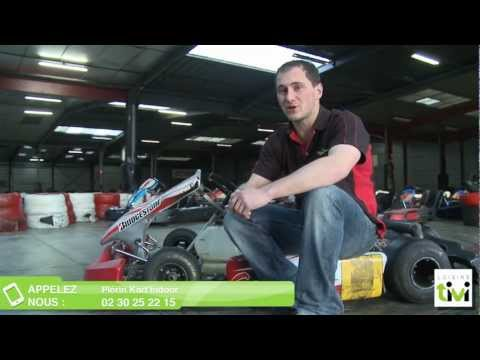 Kart'Indoor, Karting à Plérin (22), Côtes d'Armor en Bretagne