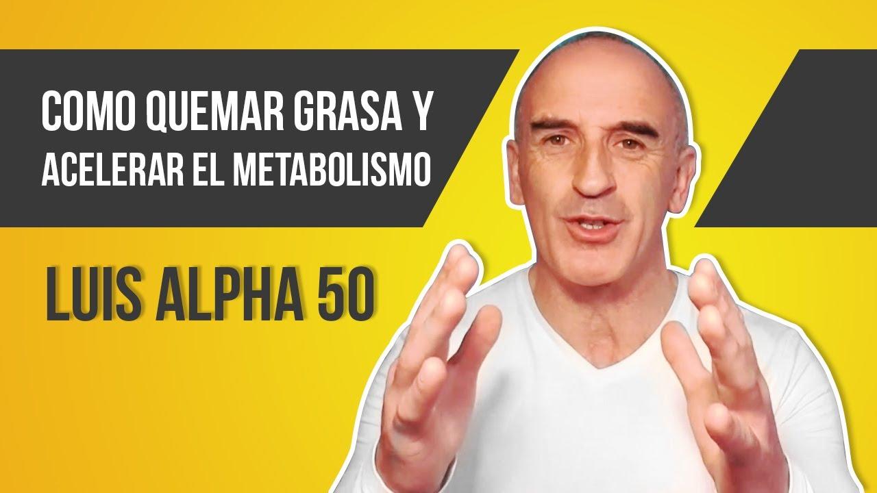 Por qué tener una Metabolismo