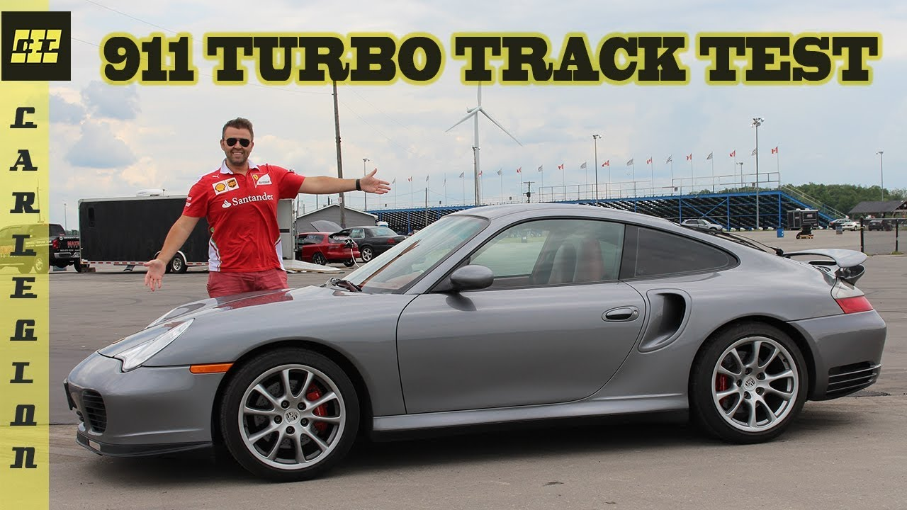 911 Turbo Track Test How Does A Stock Porsche 911 996 Turbo Perform On A Track