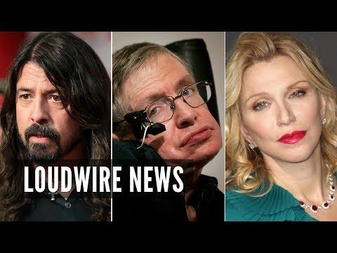Rockers React to Stephen Hawking's Death